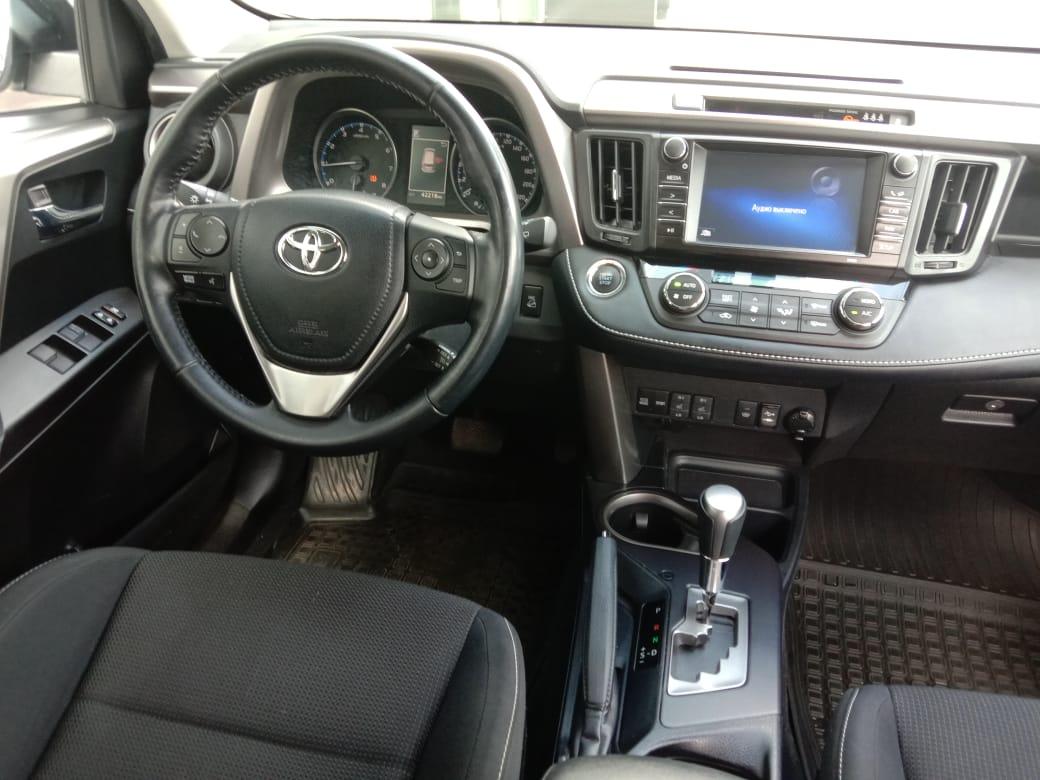 Toyota | RAV4, IV (CA40) Рестайлинг