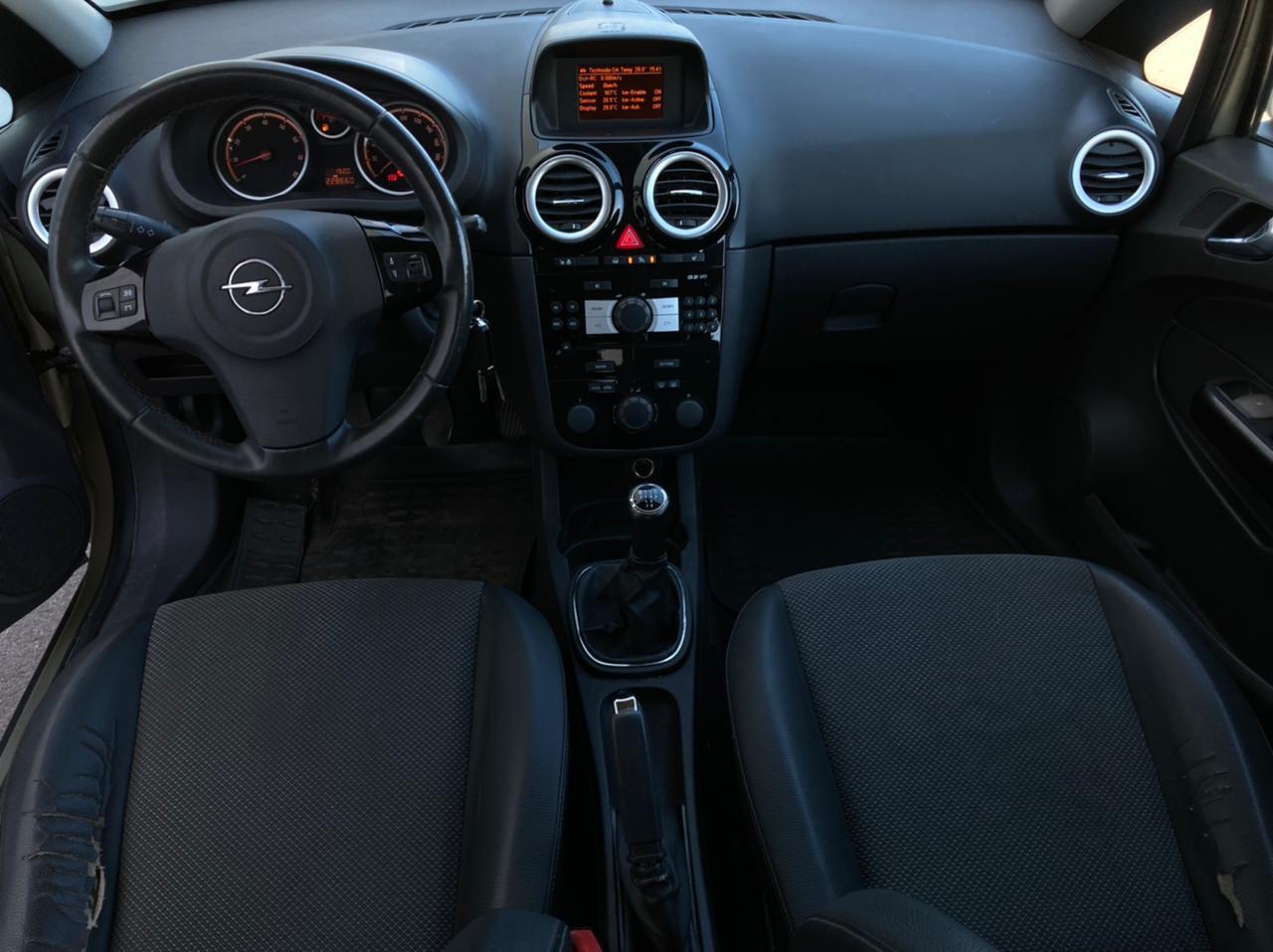 Opel Corsa Хэтчбек (2010г.)
