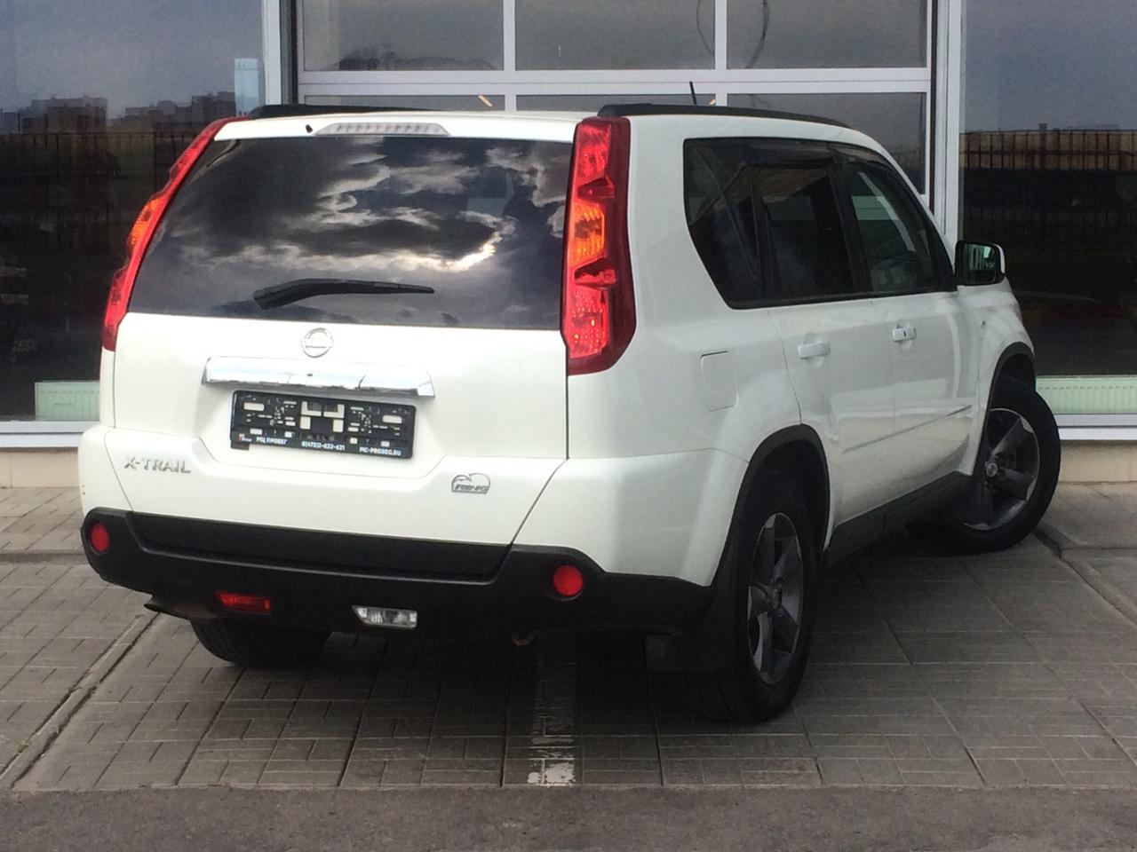 Nissan | X-Trail, II