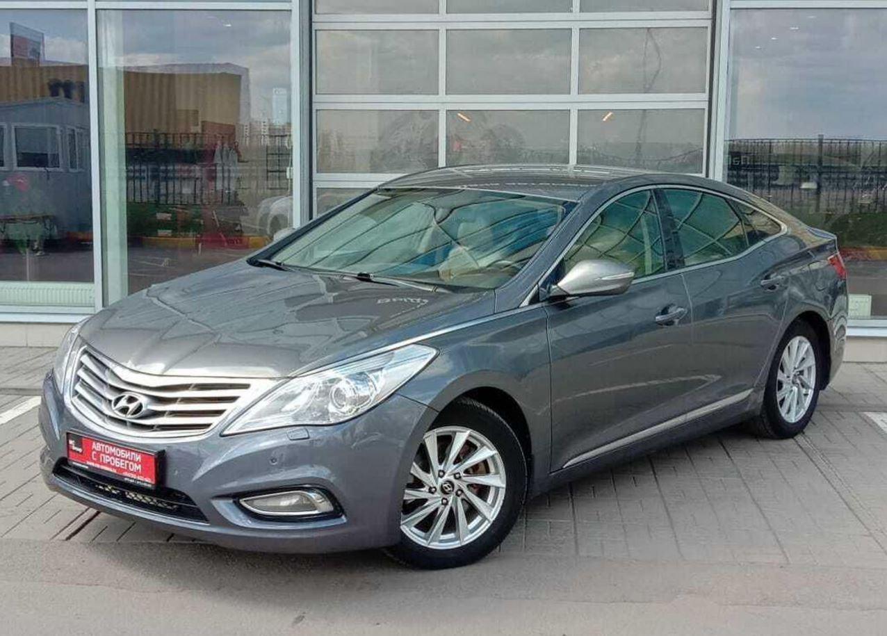 Hyundai | Grandeur, V